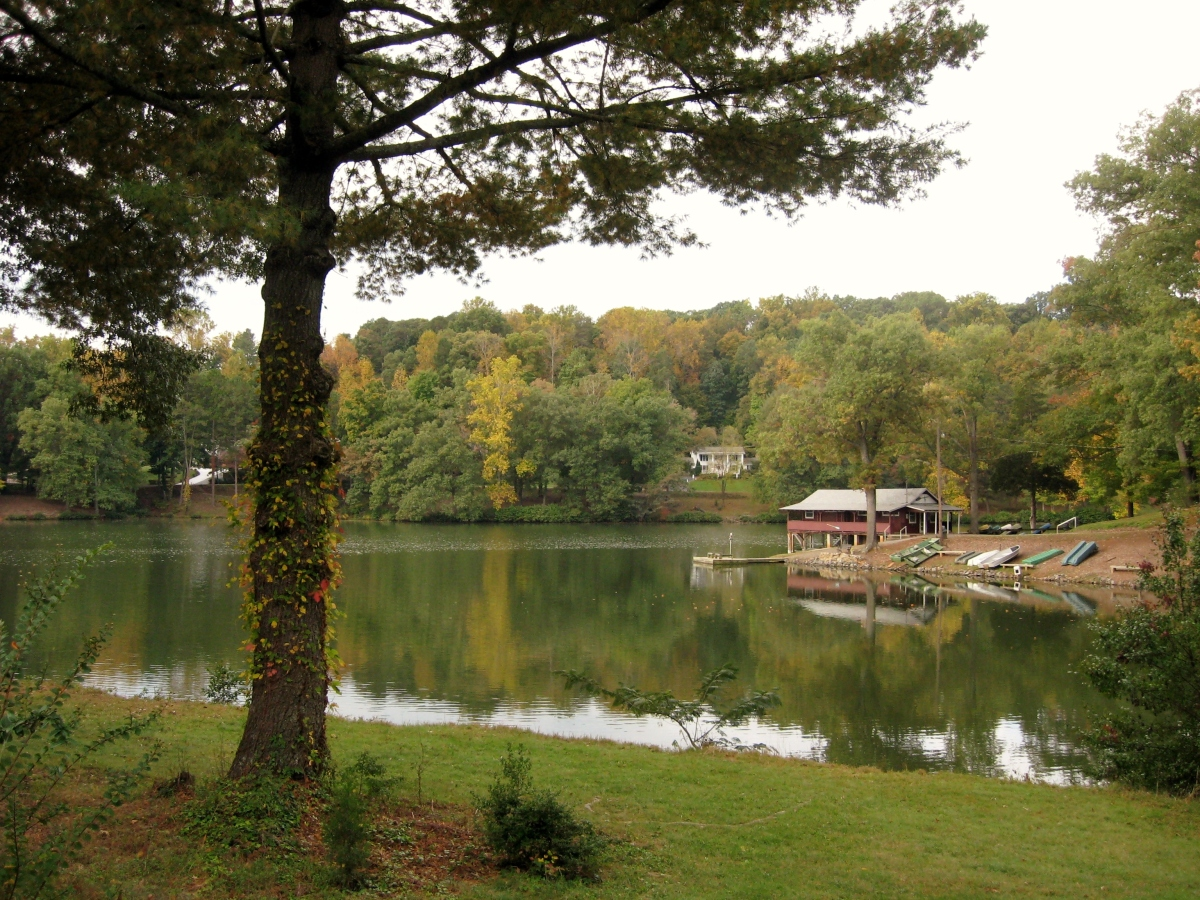 Martinsville's Lake Lanier
