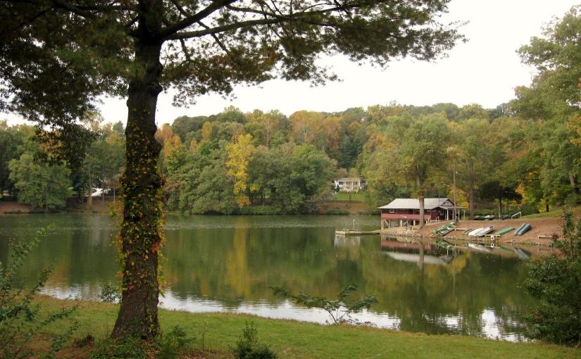 Martinsville's Lake Lanier