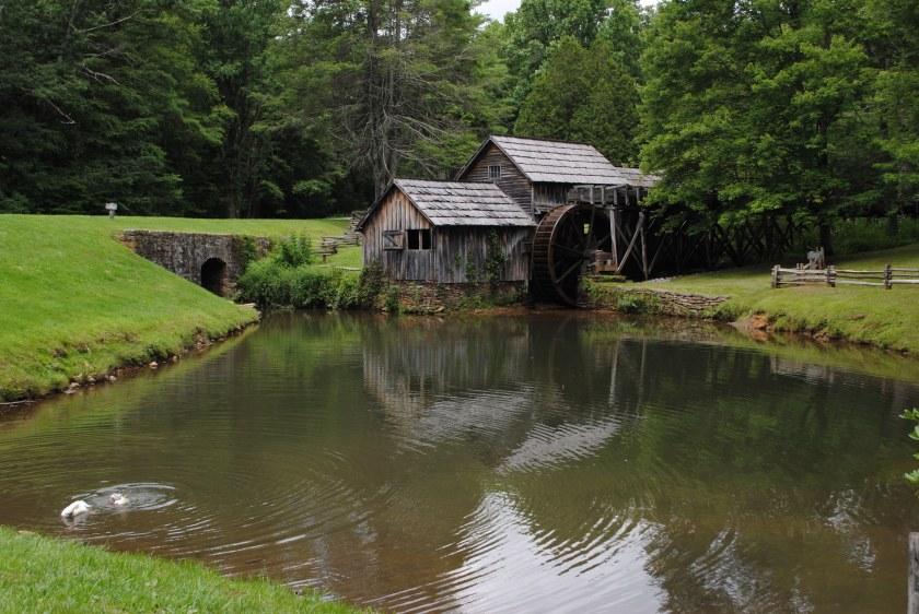 Mabry Mill 003
