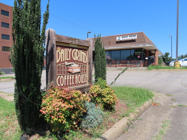 The Daily Grind Coffee House