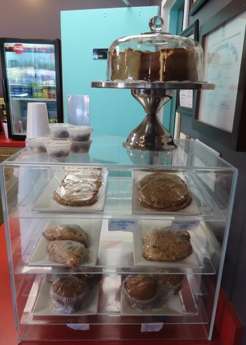 Cookies, Muffins & Scones
