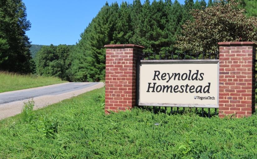 Reynolds Homestead Has Restarted HomeTours