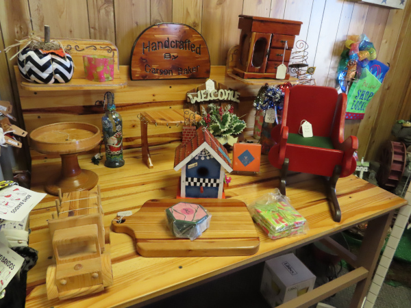 Wooden Gifts Hand Crafted by Carsen Baker