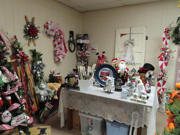 A Crammed Pack Room of Christmas
