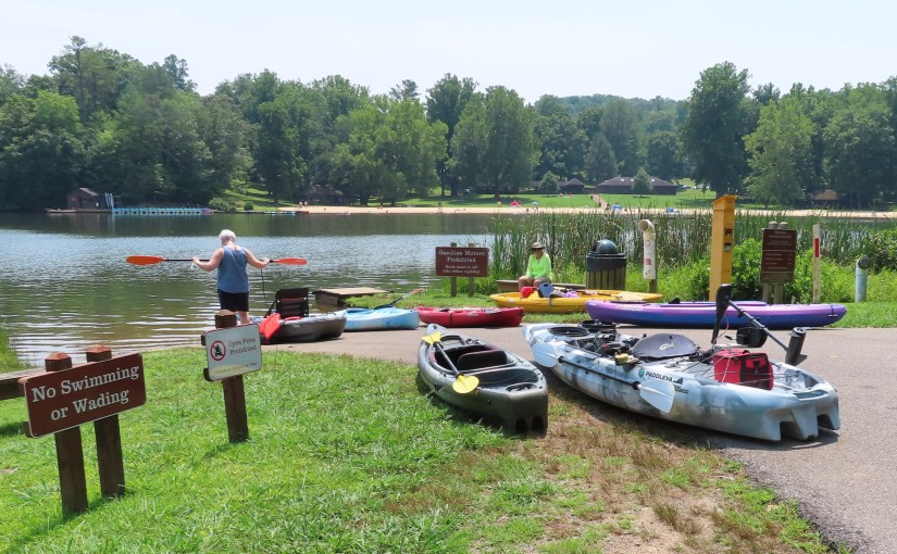 The Kayak Quest: Proof ofConcept