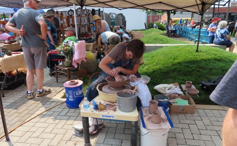 Field Trip: The Brushy Mountain Peach Festival – Wilkesboro,NC